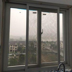 Mẫu cửa lưới chống muỗi màu trắng đẹp giá rẻ